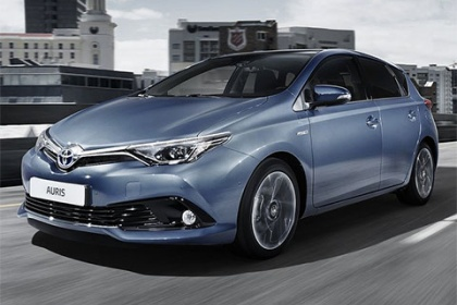 Toyota Auris 1.6 Valvematic Selection