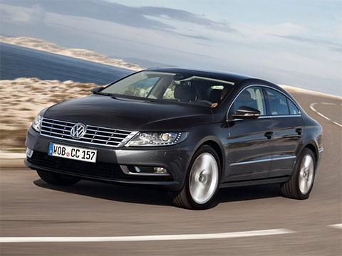 Volkswagen CC - recenze a ceny | Carismo.cz
