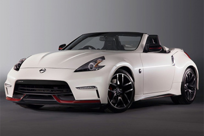 Nissan 370Z Roadster V6 241 kW  AT Preminum