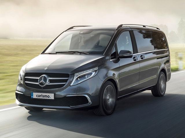 Mercedes-Benz V - recenze a ceny | Carismo.cz