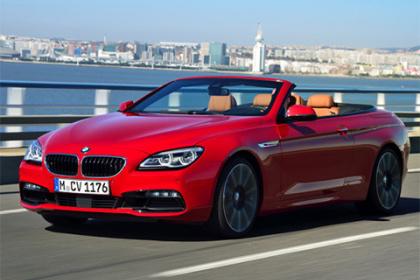 BMW 6 Cabrio M6 M
