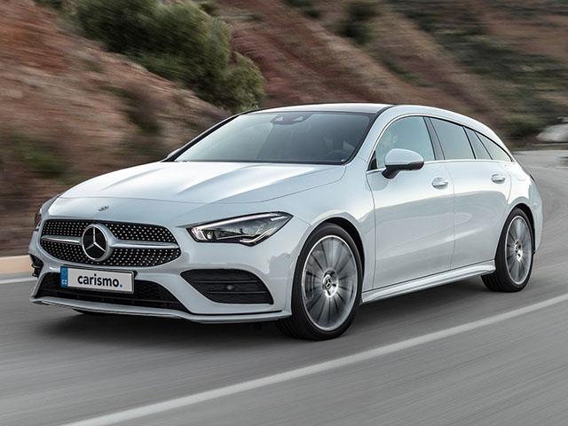 Mercedes-Benz CLA Shooting Brake - recenze a ceny | Carismo.cz