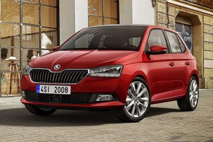 Škoda Fabia nová 1.0 MPI (55kW) Ambition