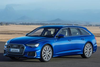 Audi A6 Avant 40 TDI 150 kW S tronic A6 Avant Design