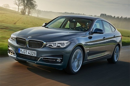 BMW 3 Gran Turismo 330d AT Luxury Line