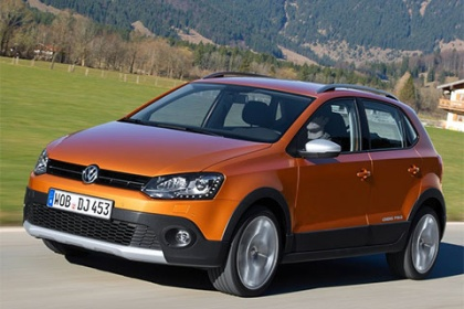 Volkswagen CrossPolo 1.2 TSI Cross