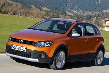 Volkswagen CrossPolo 1.2 TSI DSG Cross