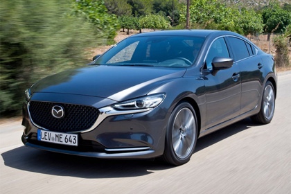 Mazda 6 2.2 Skyactive-D 110 kW Attraction
