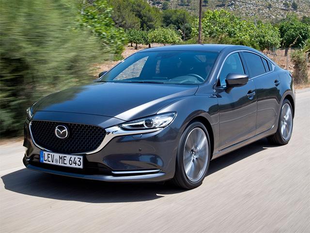 Mazda 6 - recenze a ceny | Carismo.cz