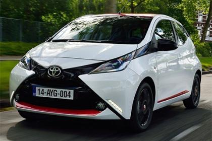 Toyota Aygo 3dv. 1.0 VVT-i x