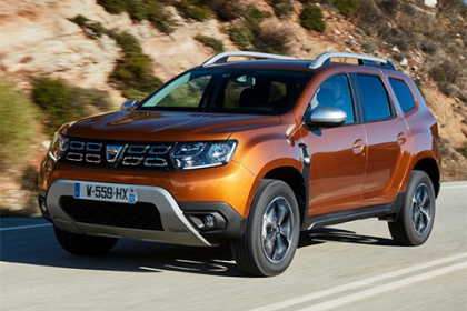 Dacia Duster 1.6 SCe Access