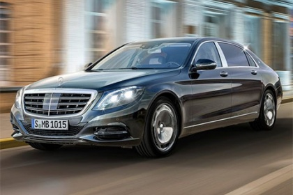 Mercedes-Benz S Maybach S 600 S 600