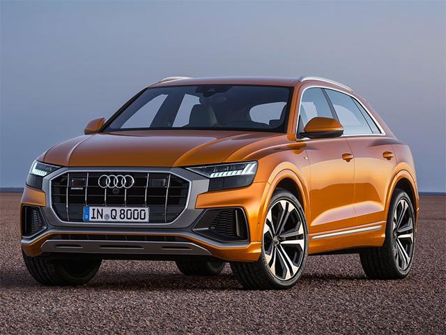 Audi Q8 - recenze a ceny | Carismo.cz