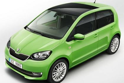 Škoda Citigo 5dv. 1.0 CNG/50 kW - plyn Ambition