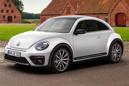 Volkswagen Beetle 2.0 TDI/81 kW Design