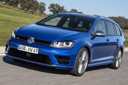 Volkswagen Golf R Variant 2.0 TSI 4Motion R