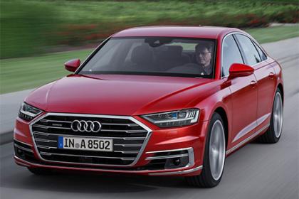 Audi A8 3.0 TDI Quattro 210 kW A8