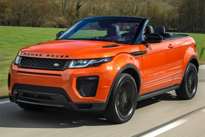 Land Rover Range Rover Evoque Cabriolet 2.0 l TD4/110 kW AT SE Dynamic