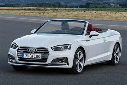 Audi A5 Cabriolet 2.0 TFSI 140 kW S tronic A5 Cabrio Design