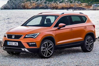 SEAT Ateca 1.0 TSI (85kW) Reference
